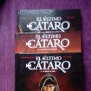 Cómics: EL ÚLTIMO CÁTARO III TOMOS 12BIS. Lote 116186855