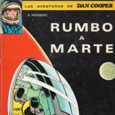 Cómics: LAS AVENTURAS DE DAN COOPER : RUMBO A MARTE (GACETA JUNIOR TINTIN, 1966). Lote 133937217