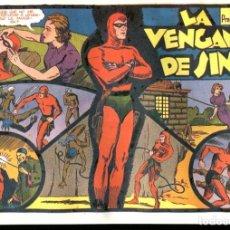 Cómics: FACSIMIL: EL HOMBRE ENMASCARADO (THE PHANTOM) NUMERO 02: LA VENGANZA DE SINGH. Lote 116209362