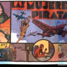 Cómics: FACSIMIL: EL HOMBRE ENMASCARADO (THE PHANTOM) NUMERO 07: LAS MUJERES PIRATAS. Lote 116209791