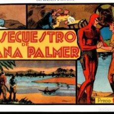 Cómics: FACSIMIL: EL HOMBRE ENMASCARADO (THE PHANTOM) NUMERO 09: EL SECUESTRO DE DIANA PALMER. Lote 116209820