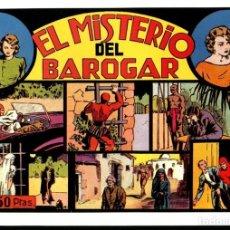 Cómics: FACSIMIL: EL HOMBRE ENMASCARADO (THE PHANTOM) NUMERO 12: EL MISTERIO DEL BAROGAR (TRASERA CROMOS.... Lote 116209867