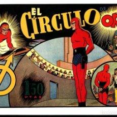 Cómics: FACSIMIL: EL HOMBRE ENMASCARADO (THE PHANTOM) NUMERO 23: EL CIRCULO DE ORO (TRASERA GALERIA DEPO.... Lote 116210036