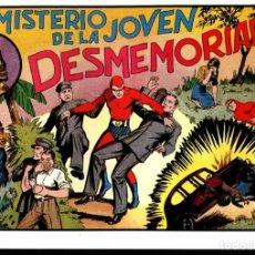 Cómics: FACSIMIL: EL HOMBRE ENMASCARADO (THE PHANTOM) NUMERO 22: EL MISTERIO DE LA JOVEN DESMEMORIADA (T.... Lote 116210048