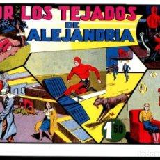 Cómics: FACSIMIL: EL HOMBRE ENMASCARADO (THE PHANTOM) NUMERO 21: POR LOS TEJADOS DE ALEJANDRIA. Lote 116210090