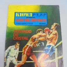Comics: KIOWA. ASES DEL DEPORTE. COSTADO DE CRISTAL. SELECCIONES ILUSTRADAS. 1975. Lote 116403007