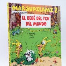 Cómics: MARSUPILAMI 2. EL BEBÉ DEL FIN DEL MUNDO (FRANQUIN / GREG / BATEM) SALVAT, 2001. OFRT ANTES 9,5E. Lote 194257228