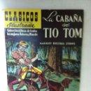 Cómics: LA CABAÑA DEL TIO TOM (CLÁSICOS Nº. 3 - DEL. DUMBO 1953)- MUY BIEN CONSERVADO. Lote 116471035