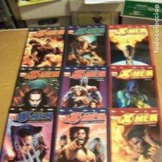 Cómics: X-MEN EL FIN COMPLETA 3 MINISERIES 9 NUMEROS. Lote 116511527