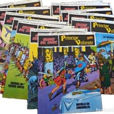 Cómics: PRINCIPE VALIENTE. TOMO 4. LOS 12 FASCÍCULOS. CONSERVACIÓN PERFECTA. AÑO 1972.. Lote 116656775