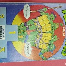 Cómics: COMIC AVENTURAS TORTUGAS NINJA. EASTMAN AND LAIRD 1991 NUEVO. Lote 116680902