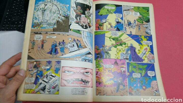 Cómics: Comic aventuras tortugas ninja. Eastman and laird 1991 NUEVO - Foto 3 - 116680902