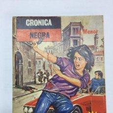 Fumetti: CRÓNICA NEGRA Nº1 - ED.ELVIBERIA. Lote 116693811