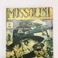 Fumetti: MUSSOLINI Nº2 - ED.ELVIBERIA. Lote 116694067