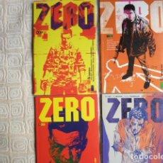 Cómics: ZERO.-KOT, WALSH, MOORE, SANTALOUCO, JESKE, TEMPEST (ECC COMICS) 4 VOLS. COMPLETA!!. Lote 116702811
