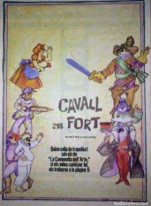 Cavall Fort Nº 298