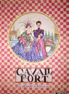 Cavall Fort Nº 301