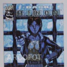 Cómics: DARK MINDS - VOLUMEN 2 - Nº 2 - DW - PLANETA D'AGOSTINI. Lote 116858891