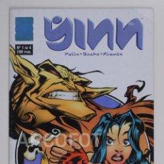 Cómics: YINN - Nº 1 - COMIC BOOKS ESPAÑOLES - PLANETA DE AGOSTINI. Lote 116865911