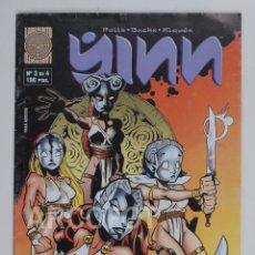 Cómics: YINN - Nº 3 - COMIC BOOKS ESPAÑOLES - PLANETA DE AGOSTINI. Lote 116865971