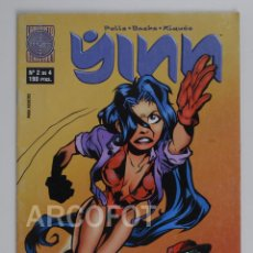 Cómics: YINN - Nº 2 - COMIC BOOKS ESPAÑOLES - PLANETA DE AGOSTINI. Lote 116866059