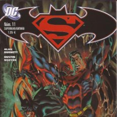 Cómics: COMIC-SUPERMAN BATMAN Nº 11 DC COMICS PLANETA. Lote 116905771