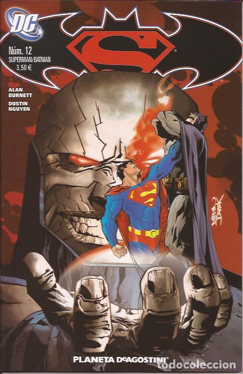 Cómics: COMIC-SUPERMAN BATMAN Nº 12 DC COMICS PLANETA - Foto 1 - 116905839