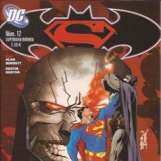 Cómics: COMIC-SUPERMAN BATMAN Nº 12 DC COMICS PLANETA. Lote 116905839