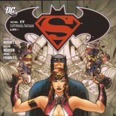 Cómics: COMIC-SUPERMAN BATMAN Nº 13 DC COMICS PLANETA. Lote 116905931
