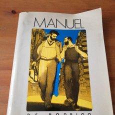 Cómics: MANUEL. RODRIGO. . Lote 116911127