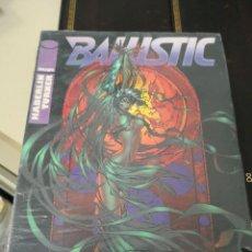 Cómics: LIBROS IMAGE: BALLISTIC (WORLD COMICS 1996). Lote 117059507