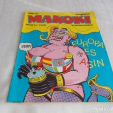 Cómics: MAKOKI Nº14 EUROPA ES ASIN. Lote 117064363