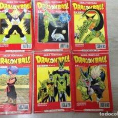 Cómics: DRAGONBALL 6 COMICS PLANETA AGOSTINI. Lote 117081323