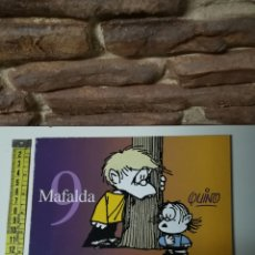Cómics: MAFALDA 9 QUINO - EDITORIAL LUMEN. Lote 117363334