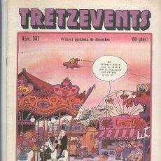 Cómics: TRETZEVENTS NUMERO 387: FREDERIC MISTRAL PER AMELIA BENET. Lote 55453018