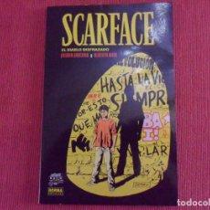 Cómics: SCARFACE - EL DIABLO DISFRAZADO - COMIC NOIR Nº 38 - NORMA EDITORIAL. Lote 117436879