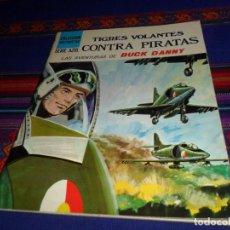 Cómics: BUCK DANNY TIGRES VOLANTES CONTRA PIRATAS. SUSAETA 1971. BE RARO REGALO LAS AVENTURAS DE 1 2 NOVARO.. Lote 117517987