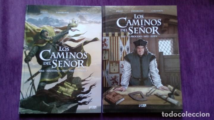 LOS CAMINOS DEL SEÑOR YERMO EDICIONES (Tebeos y Comics - Comics otras Editoriales Actuales)