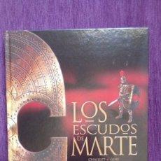 Cómics: LOS ESCUDOS DE MARTE YERMO EDICIONES. Lote 117521675