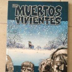 Cómics: CÓMIC LOS MUERTOS VIVIENTES N2. Lote 117544068