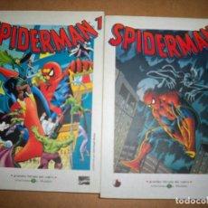 Cómics: SPIDERMAN GRANDES HEROES DEL COMIC EL MUNDO. Lote 117615307