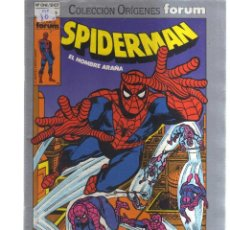 Cómics: SPIDERMAN COLECCION ORIGENES FORUM. Lote 117776003