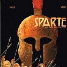 Cómics: SPARTE,VOL.1,EDIT. DU LOMBARD.ORIGINAL FRANCÉS.. Lote 117780099