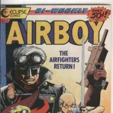 Cómics: AIRBOY NUMERO 02. Lote 55445087