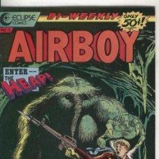 Cómics: AIRBOY NUMERO 03. Lote 55446292