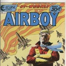 Cómics: AIRBOY NUMERO 07. Lote 55446294