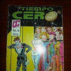 Cómics: TIEMPO CERO ; Nº 6 (QUALITY COMICS). Lote 158007212