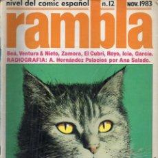 Cómics: RAMBLA Nº 12. Lote 118038119