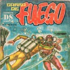 Cómics: GARRA DE FUEGO Nº 7. Lote 118038799
