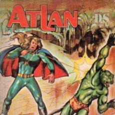 Cómics: ATLAN EL GALÁCTICO SOLITARIO Nº 2. Lote 118038855